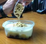 Rick's Blueberry Yogurt Parfait