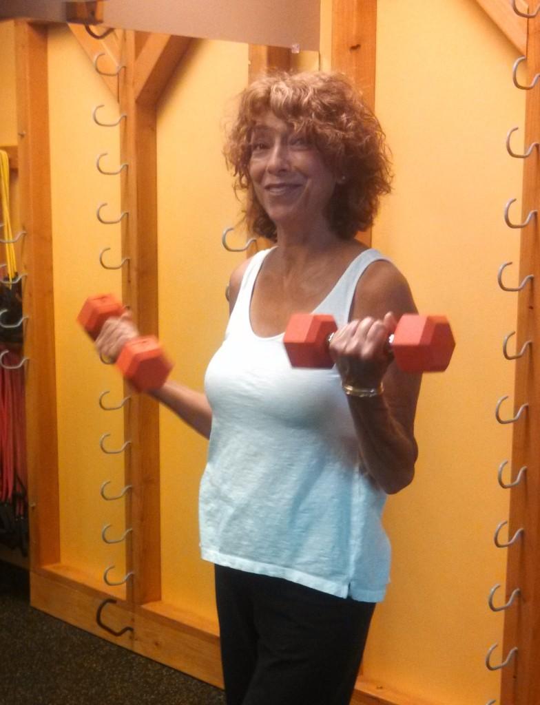 Vicki Biceps