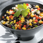 Try out our black bean salad recipe!