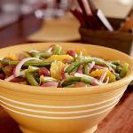 Halloween Green Bean Salad