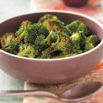 Recipe – Cajun Spiced Broccoli